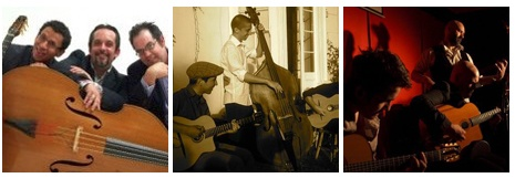 gypsy jazz bands for hire