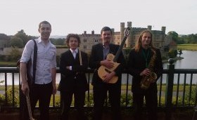 The Azures band hire