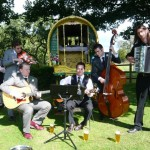 Belle Django wedding band