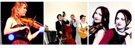 folk bands for weddings