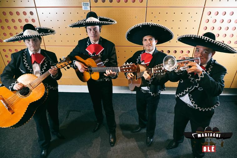 Muchos Mariachi | London