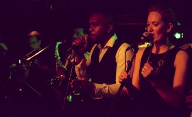 london party band