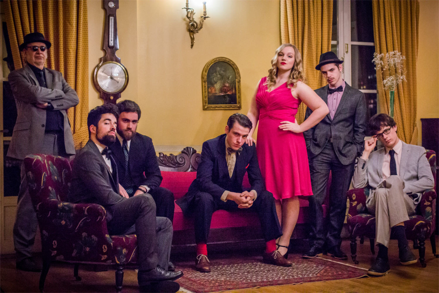Le Vintage Swing Orchestra France