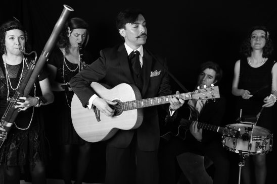 The Speakeasy 20s band